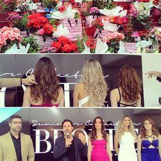 A tendência de coloração capilar da vez é o Bronde - mix entre o brown e blonde. E a L'oréal lança para o verão 3 tons de marrons pra agradar a todas, loiras, morenas e ruivas. #Bronde #TufiDuek #Hair #Beauty #Beleza #FernandoTorquatto #CelioFaria #Loreal #CorQueTransforma #HairTrend #LorealProfessionnel #Loreal #testeiEvoce #BrazilianBlogger #blogbmm #instaBlog #Blogger