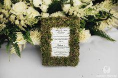 4. Irish theme Wedding,Centerpieces,Moss / Irlandzkie wesele,Dekoracja stołu,Mech,Anioły Przyjęć