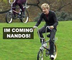 niall+nandos=never ending love..........