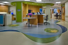 Rainbow Babies & Children's Hospital | Parkin Architects Limited in association with Array Healthcare Facilities