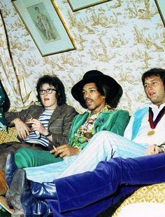 Jimi Hendrix duh