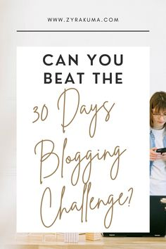 Are you up for the 30 days blogging challenge? This is a great way to grow your blog and build consistently. Oh yeah, we all love challenges so why not give this a shot if you have nothing to do or you want to build your business. | #bloggingtips | #bloggingideas | blogging for beginners ideas | #blogginginspiration | blogging for beginners ideas inspiration Twitter Template, How To Start A Blog, How To Get, Love Challenge, Social Media Template, Blogging For Beginners, Make Money Blogging, Self Development, 30 Day