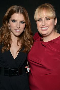 Relief! Anna Kendrick and Rebel Wilson Have Officially Signed on for 'Pitch Perfect 2'