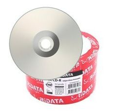 Ritek Ridata Blank Silver Printable 80min/700mb Cd-r Cdr Media Disks by Ritek. $23.95. This is the RITEK made Ridata brand Inkjet Printable CD-Rs. RITEK is the world leading optical disc manufacturer and its constant devotion of the technology and quality of its product made its brand name top in the world. This bundle comes with CD-Rs that have inkjet printable surface. And even if you don't have any inkjet CD/DVD printer; it is still a good consideration for you because it h...
