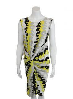 DIANE VON FURSTENBURG  LUXURY DRESS SALE, TUNIC DRESS  $99.00