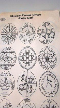 Egg Crafts, Easter Crafts, Polish Easter, Easter Egg Pattern, Easter Egg Designs, Ukrainian Easter Eggs, About Easter, Creation Deco, Egg Art