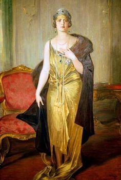 Queen Marie of Yugoslavia