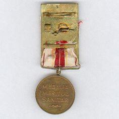 Medal for Medical Merit (Medalia Meritul Sanitar), issue Bottle Opener, Medical, Bronze, Medicine, Med School, Active Ingredient