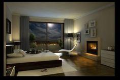 Iluminación de dormitorios.