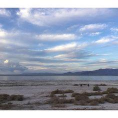 Caliparks : Salton Sea State Recreation Area Sea State, Salton Sea, Local Parks, Park Photos, Park City, Regional, California, Clouds, Mountains