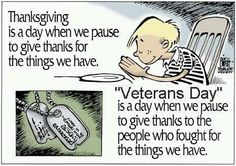 veterans day quotes | Thanksgiving / Veterans Day | Quotes / Words