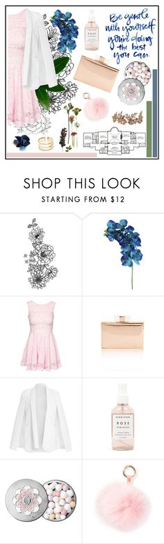 """""""Cute outfit"""" by misskarolina ❤ liked on Polyvore featuring Club L, Herbivore Botanicals, Guerlain, RAJ, Home Source International, women's clothing, women, female, woman and misses"""