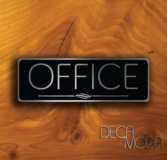 office door sign office sign office office supplies office door office