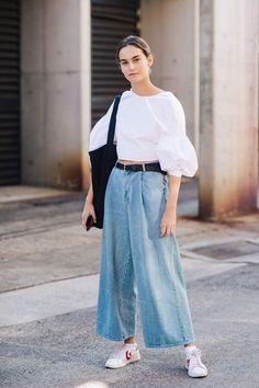 29 Best Padu Padan Kulot Images Asian Fashion Korean Fashion
