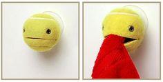 tennis ball hanger