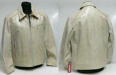 MANGOON Męskie kurtki skórzane 7f58e7bc420fe