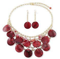 500323  hotsell arabic main stone jewelry sets