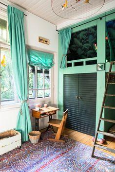 Das Tropische Kinderzimmer by Eva Kindler