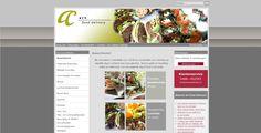 Art Food Delivery heeft zijn website ontwikkeld op het platvorm van Mijnwebwinkel. Van Eck & Oosterink heeft geadviseerd over de structuur en vormgeving.