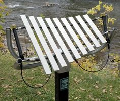TheFreenotes Harmony™ Parkinstruments are a smart choice for any campus, park, or outdoor venue setting. Parks and places such as metro river walks, resorts, public park settings, schools and more a