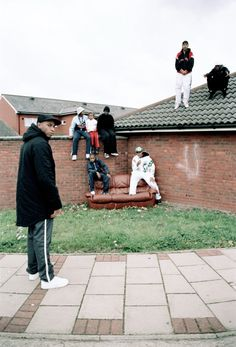 The genesis of grime: incredible portraits of Skepta, Wiley and Dizzee Rascal in 2005 East London