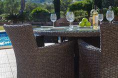 Alicante Dinning Set
