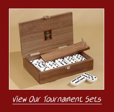 Tournament Domino Sets
