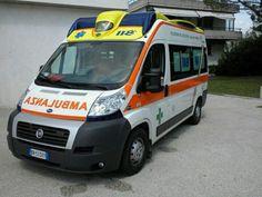 Ambulanza Rescue Vehicles, Fire Equipment, Auto Service, Emergency Vehicles, Lifeguard, Coast Guard, Fire Trucks, Old And New, Trauma