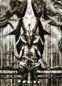 Hans Rüdi Giger: H.R.Giger's Necronomicon