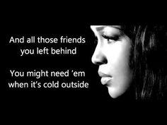 ▶ Glitter & Gold - Rebecca Ferguson (lyrics) - YouTube