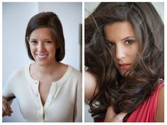 Before & After Boudoir & Glamour Photography