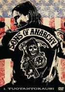Sons of Anarchy - Kausi 1 (4 disc) (DVD)