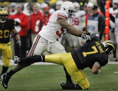 Beat Michigan Big Time!  Those ladies need to take a back seat to The Ohio State University once again!