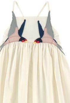Swallow Organic Cotton Dress