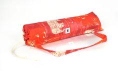Yoga Mat Bag by NamasteYogaShop on Etsy Namaste Yoga, Yoga Mat Bag, Meditation, Handmade, Stuff To Buy, Etsy, Hand Made, Craft, Zen