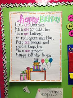 Birthday Poem