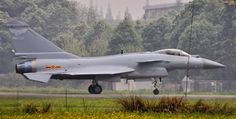 J-10B fighter jet of the People's Liberation Army Air Force (PLAAF ...