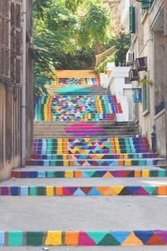 18 Best Brilliant Steps Art Around The World http://zoladecor.com/brilliant-steps-art-around-the-world