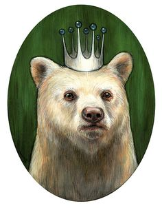"""Royal Spirit Bear"""