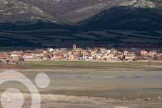 #Birding_in_Spain : Gallocanta village. Find all the information to plan your trip to #Gallocanta in www.qnatur.com