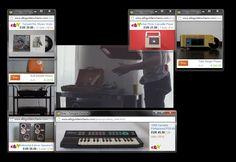 新生藝人 ALB 有創意的MV!!    記得解開 CHROME 的封鎖視窗。