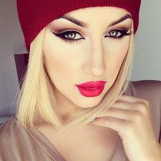 bold lips | chrisspy