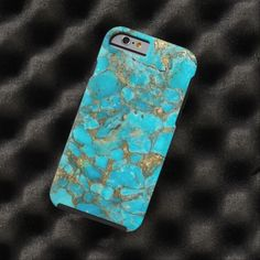 """Turquoise iphone 6 case"""