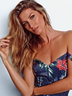 Gisele Bundchen Biography, Wiki, Age, Figure, Husband Name
