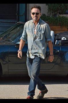 Bruce Springsteen, 2014.