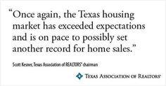 Texas housing is up across the board | Advice for Texas REALTORS® | Texas Association of REALTORS - https://www.texasrealestate.com/advice-for-texas-realtors/article/texas-housing-is-up-across-the-board#utm_sguid=157526,944dd8e7-860e-a9b0-2e81-701d2741c2c6