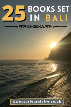 Missing travel? Looking to transport yourself to Bali from home? These incredible books set in Bali, Indonesia will have you feeling like you were there #reading #books #bali #indonesia #travelbooks #indonesia #asia #asiatravel #inspiringtravelbooks #wanderlust #armchairtravel | Books Set in Asia | Books Set in Indonesia | Inspirational Travel Books | Best Travel Books | Travel Books | Inspiring Books | Books to Inspire Wanderlust | Bali Travel | Asia Travel Travel Movies, Travel Books, Rome Travel, Travel Items, Asia Travel, Bali Travel Guide, Travel Articles, Reading Books, Australia Travel