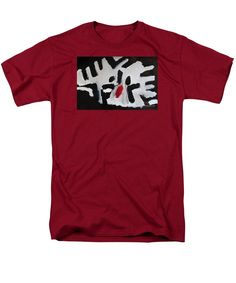 Patrick Francis Cardinal Red T-Shirt featuring the painting White Tiger 2014 by Patrick Francis Purple T Shirts, The Incredibles, Tote Bags, Mens Tops, Painting, Shopping, Design, Fashion, Moda