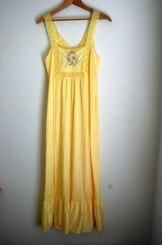 Vintage 1960s Dutch Style Sears Nightgown by by RJsThisandThat, $24.99