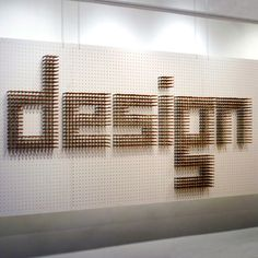 this just gave me a great idea. look for a post soon! #typography #design
